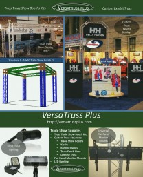 Truss Trade Show Booths and Exhibit Truss Manufacturer
