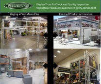 Truss Trade Show Booths by VersaTruss Plus-Quality Comes First