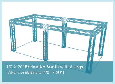 10 x 20 Structure