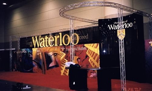 truss exhibit and display booths