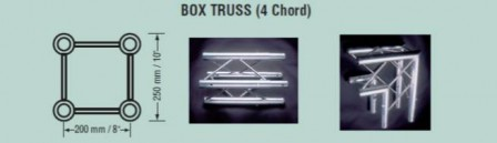 versatruss box truss