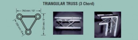 versatruss triangular truss