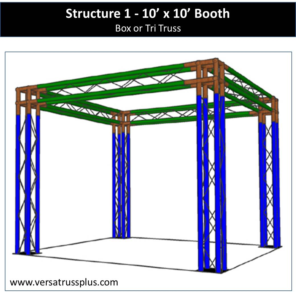 10x10-Trade-Show-Booth-Kits