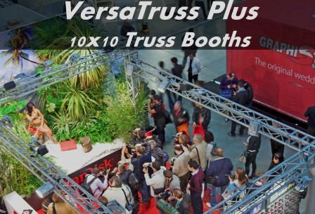 10x10 truss booths