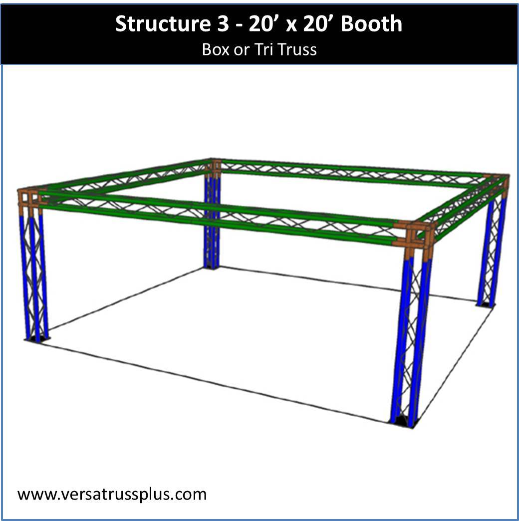 Exhibit Truss Kits-7