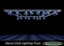 Dance Club Lighting Truss