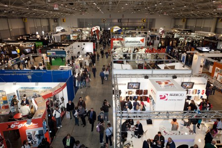VersaTruss Plus Tradeshow Booths Exhibitor Truss