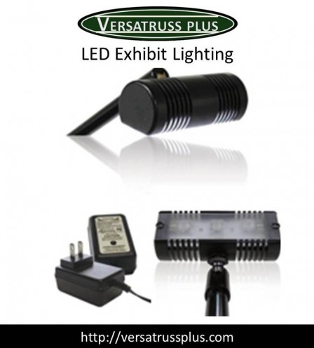 trade show supplies LED lighting