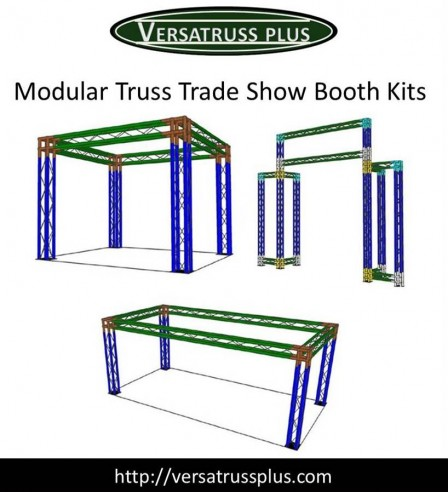 trade show supplies truss trade show booth kits