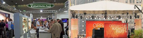 Exhibit Truss Applications