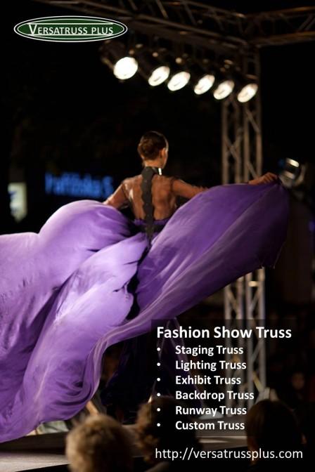 Staging Truss Lighting Truss Exhibit Truss for Fashion Shows