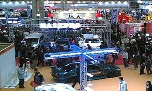 Auto Show Aluminum Truss