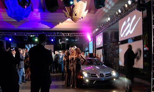 Auto Show Display Truss