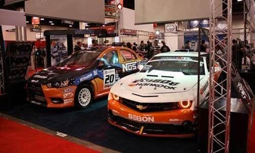 Auto Show Exhibit and Display Truss