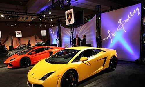 Auto Show Lighting Truss