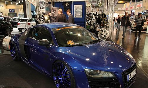 Car Show Display Truss Aluminum Lightweight