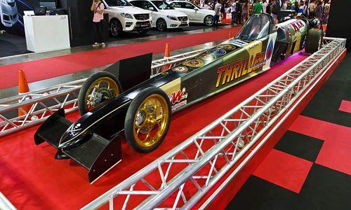 Car Show Lightweight Aluminum Display Truss