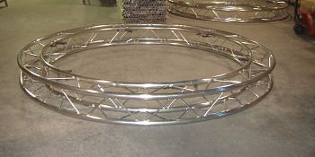 Convention Truss Conference Circular Truss