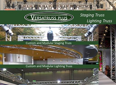 Lighting Truss Staging Truss Aluminum Lightweight