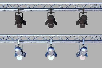 Aluminum Lighting Truss Lightweight & Lightweight Lighting Truss | Iron Blog azcodes.com