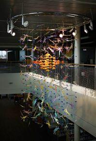 exhibit and display lighting truss