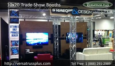 10x20 Trade Show Booths