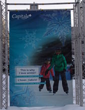 Advertising Banner Stands for Events