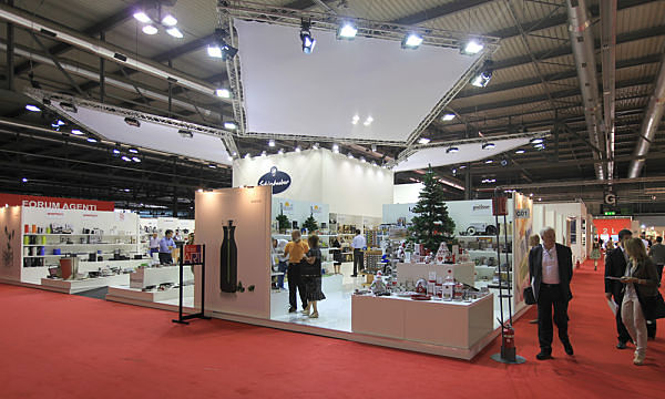 Aluminum Trade Show Booth Systems