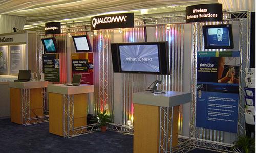 Aluminum Truss Portable Trade Show Booths