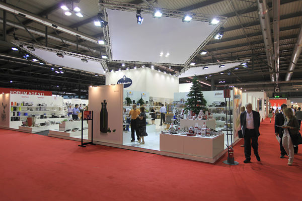 Amazing Full Expansion Custom Trade Show Booths