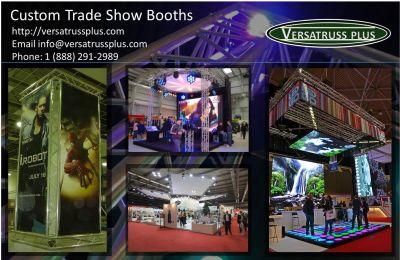 Custom Trade Show Booths