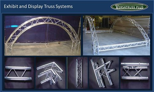 Display and Exhibit Modular Truss Systems