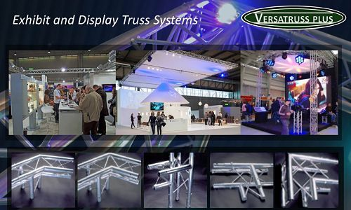 Display and Exhibit Truss Systems