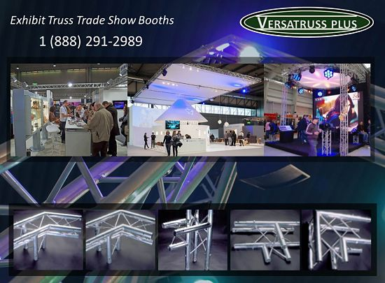 Exhibit Truss Trade Show Booths