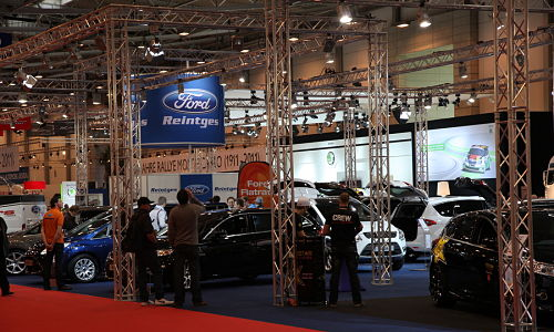 Large Trade Show Exhibits