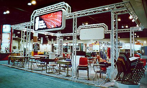 Modular Portable Trade Show Booths