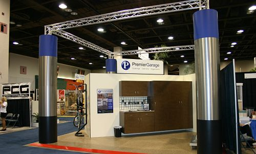 Moveable Trade Show Booths Portable