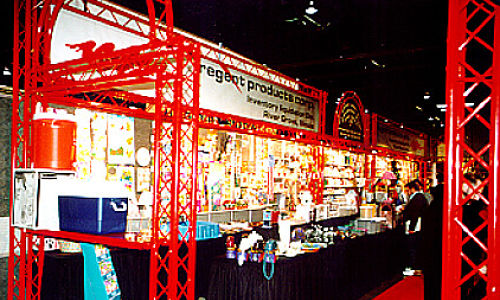 Portable Trade Show Exhibits Aluminum Truss