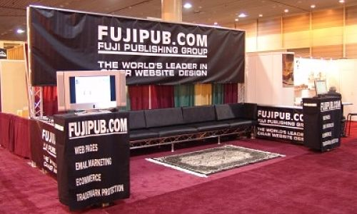 Small Trade Show Booths Truss