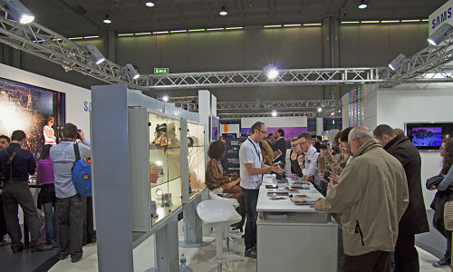Small   trade   show   exhibit   booths