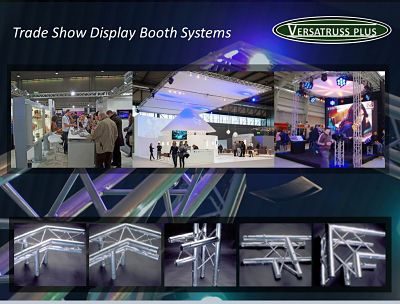 Trade Show Booth Systems Exhibit Display Systems
