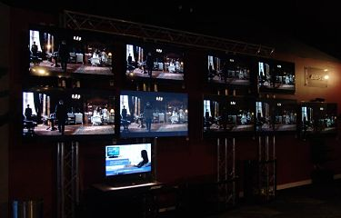 Trade Show Booths Exhibit Displays Audio Visual