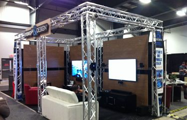 Trade Show Truss Booths Structures