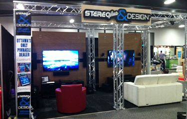 TradeShow Booths and Exhibit Truss