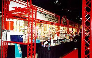 TradeShow Truss Exhibit Booths