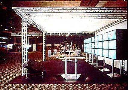 kiosk trade show booths