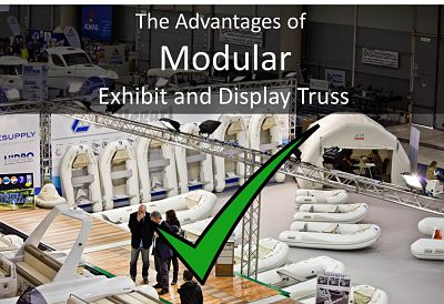 Advantages of Modular Exhibit Display Truss