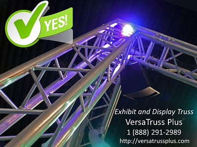 Display Truss Advantages Of