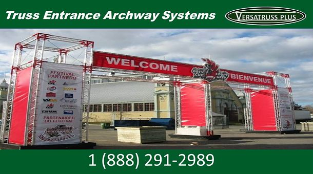Entrance Truss Archway Systems