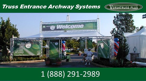 Event Entrances Truss Systems Public Archways
